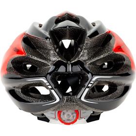 Rudy Project Rush Fietshelm, red/black shiny